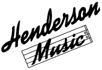Henderson Music Ltd.Logo