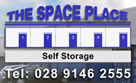 The Space Place Self Storage Logo