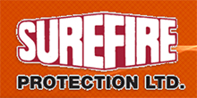 Surefire Protection Fire Extinguishers Northern IrelandLogo