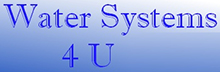 Water Systems 4U Logo