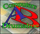 AB Computers (Alan Bratton)Logo