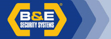 B&E Security Systems Logo