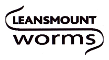 Leansmount Worms - Fishing Worms For Fishing Logo