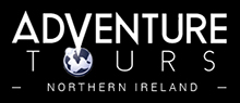 Adventure Tours NI, Ardstraw Uk Company Logo