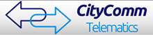 Citycomm Vehicle Tracking NI Logo