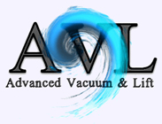 Advanced Vacuum & Lift (AVL) Logo