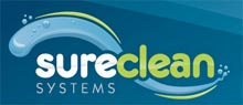 Sure Clean SystemsLogo