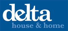 Delta House And Home Logo