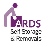 Ards Self Storage & Removals Logo