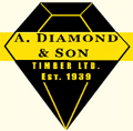 A Diamond & Son (Timber) LtdLogo