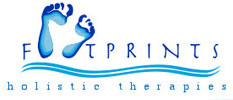 Footprints Holistic TherapiesLogo