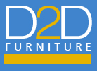 Visit D2D Furniture Belfast website