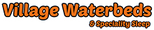 Village Waterbeds, Ballyclare Company Logo