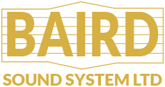 Baird Sound Systems Ltd Logo