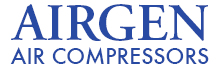 Airgen Air Compressors Northern Ireland, Larne Company Logo