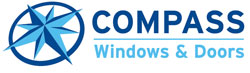 Compass Windows and Doors Logo