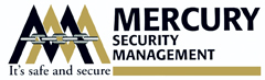 Mercury Security Management Logo