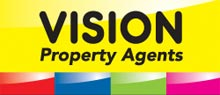Vision Property Agents, Belfast Company Logo