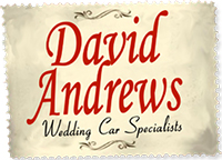 David Andrews Wedding Cars Logo