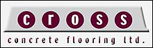 Cross Concrete Flooring Ltd Logo