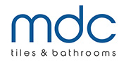 MDC Tiles & Bathrooms Logo