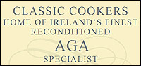 Visit Classic Cookers Reconditioned AGA Specialists website