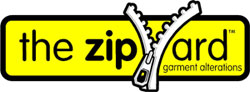 The Zip Yard, Belfast Company Logo