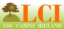 Log Cabins Ireland, Co Fermanagh Company Logo