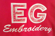 Visit EG Embroidery website