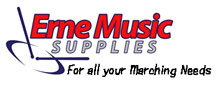 Erne Music SuppliesLogo