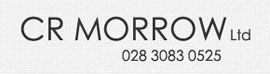 CR Morrow Ltd Logo