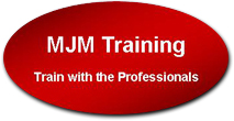 MJM Training Centre Logo