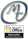 Mullan Office 2007 2010 2013 Training NI Logo