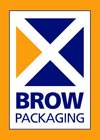 Brow Packaging, Belfast Company Logo