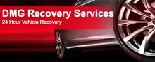 DMG Garage & Car Recovery Services Logo
