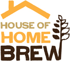 Official House of Home Brew - Natures Way, Belfast Company Logo