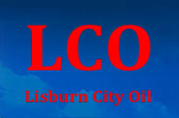 Lisburn City Oil Logo