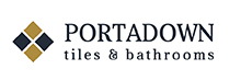 Portadown Tiles & Bathrooms, Portadown Company Logo