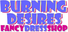 Visit Burning Desires Fancy Dress Shop website