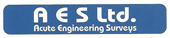 Acute Engineering Surveys NI, Dungannon Company Logo