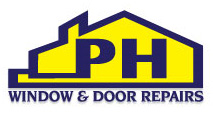 PH Window & Door Repair Logo