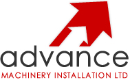 Advance Machinery Installation Ltd. Logo