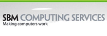 SBM Computing Services Logo