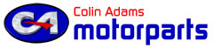 Colin Adams Motor Parts NI Logo