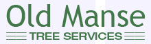 Old Manse Tree Services Logo