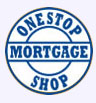 One Stop Mortgage shop Logo