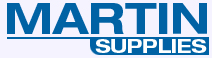 MARTIN SUPPLIES Logo