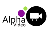 Alpha Video Ireland, Dromara Company Logo