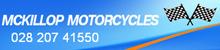 Visit McKillop Motorcycles website