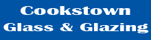 Cookstown Glass and Glazing Logo